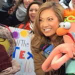 Ginger Zee From GMA joins Sandra & Teddy